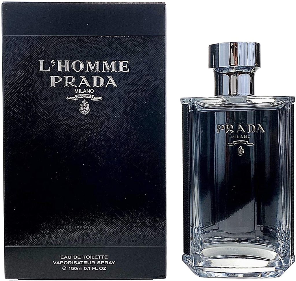 Prada L'homme 150ml EDT for Men