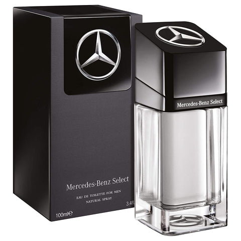 Mercedes Benz Select 100ml EDT Perfume for Men