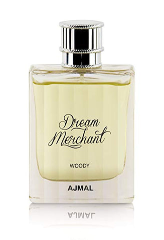 Ajmal Dream Merchant Woody EDP 90ml for Men
