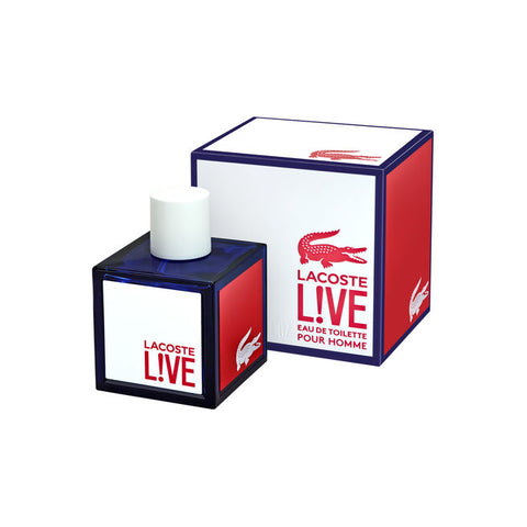 Lacoste Live Perfume EDT 100ml for Men