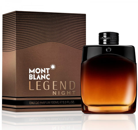 Mont Blanc Legend Night Edp 100ml for Men