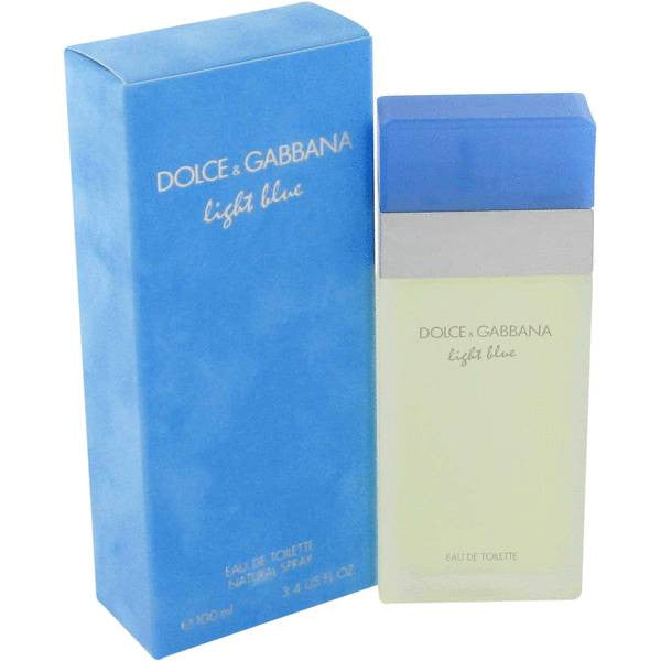 Dolce & Gabbana Light Blue EDT for Women