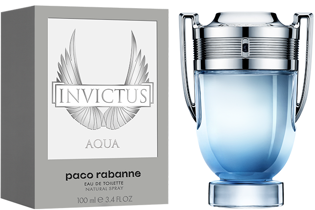 Paco Rabanne Invictus Aqua 100ml EDT for Men