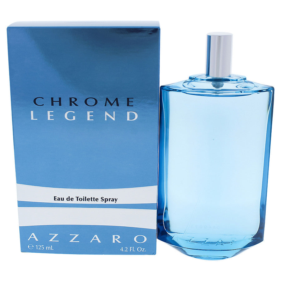Azzaro Chrome Legend EDT 125ml for Men