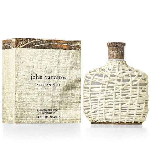 John Varvatos Artisan Pure EDT 125ml for Men