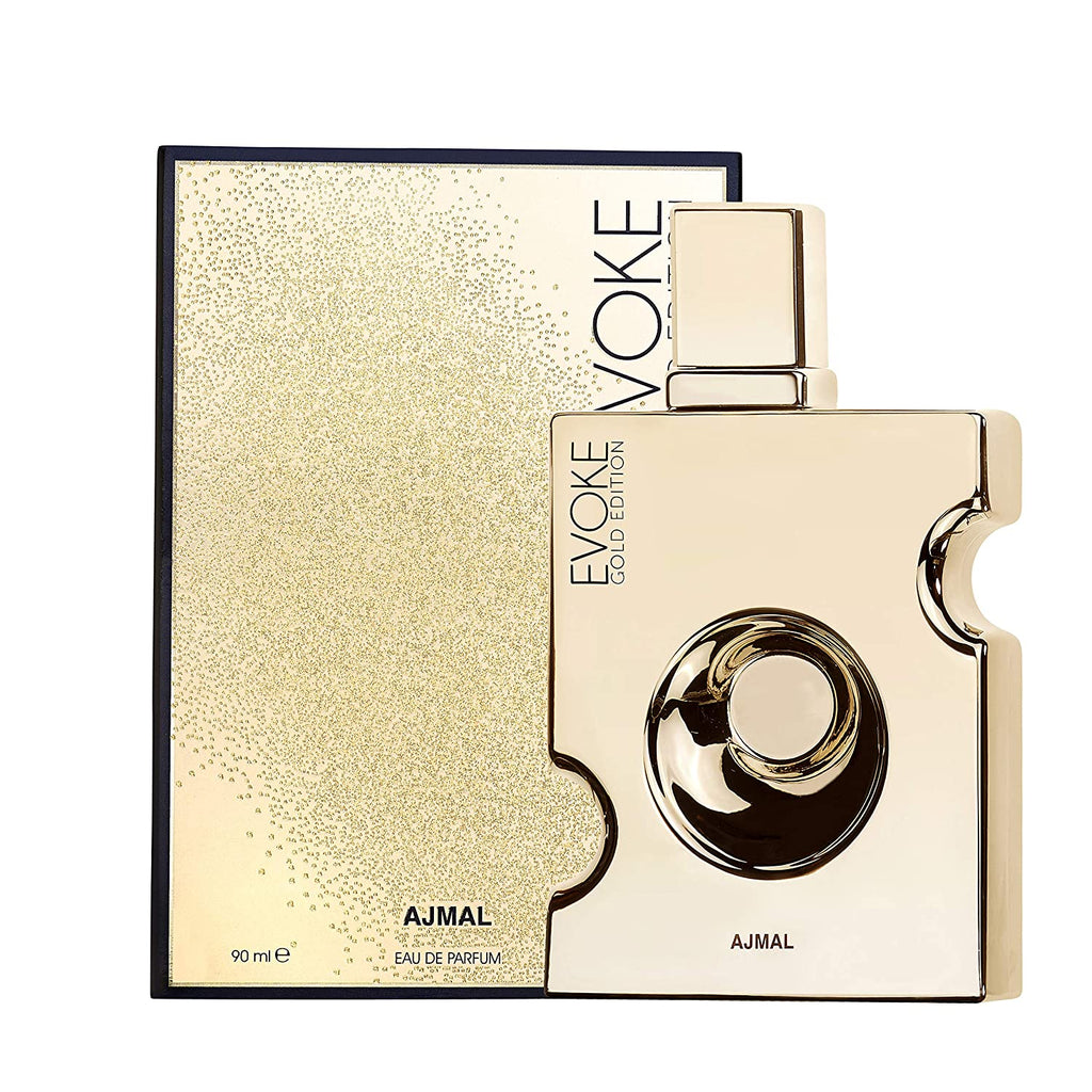 Ajmal Evoke Gold 90ml EDP for Men