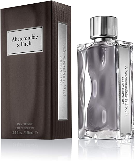 Abercrombie & Fitch First Instinct 100ml EDT for Men