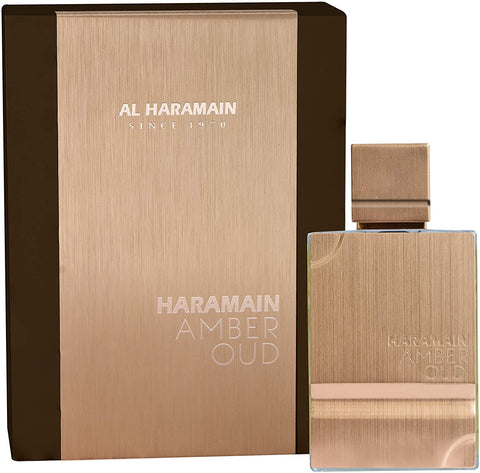 Al Haramain Amber Oud 60ml Eau De Parfum for Men and Women