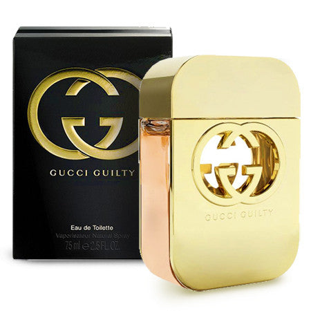 Gucci Guilty by Gucci EDT 75ml For Women