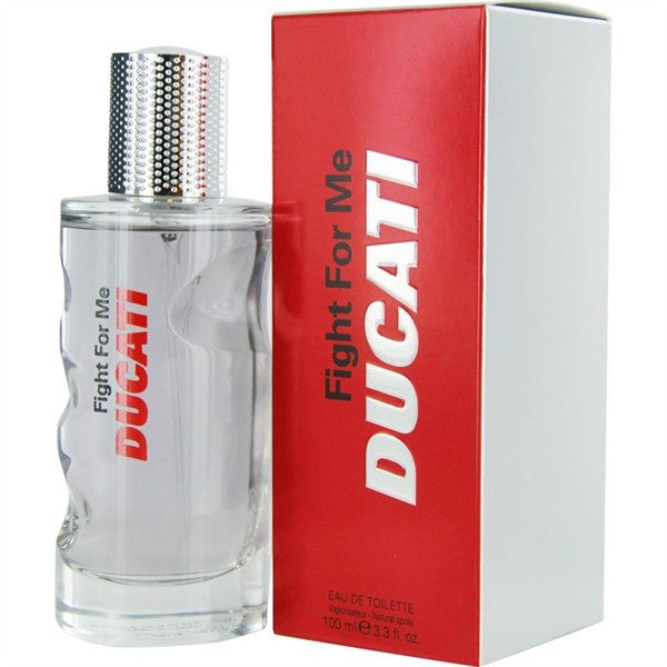 Ducati Fight For Me EDT 100ml for Men