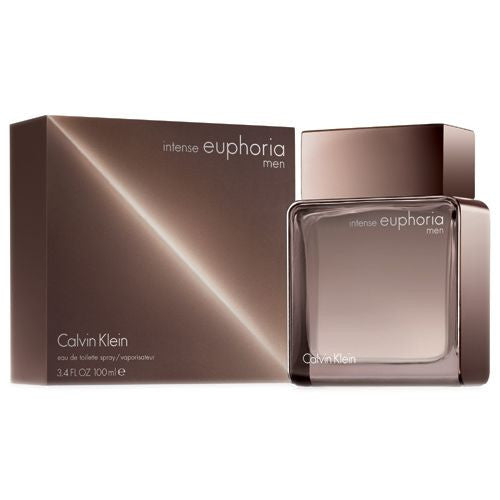 Calvin Klein Euphoria Intense EDT 100ml for Men