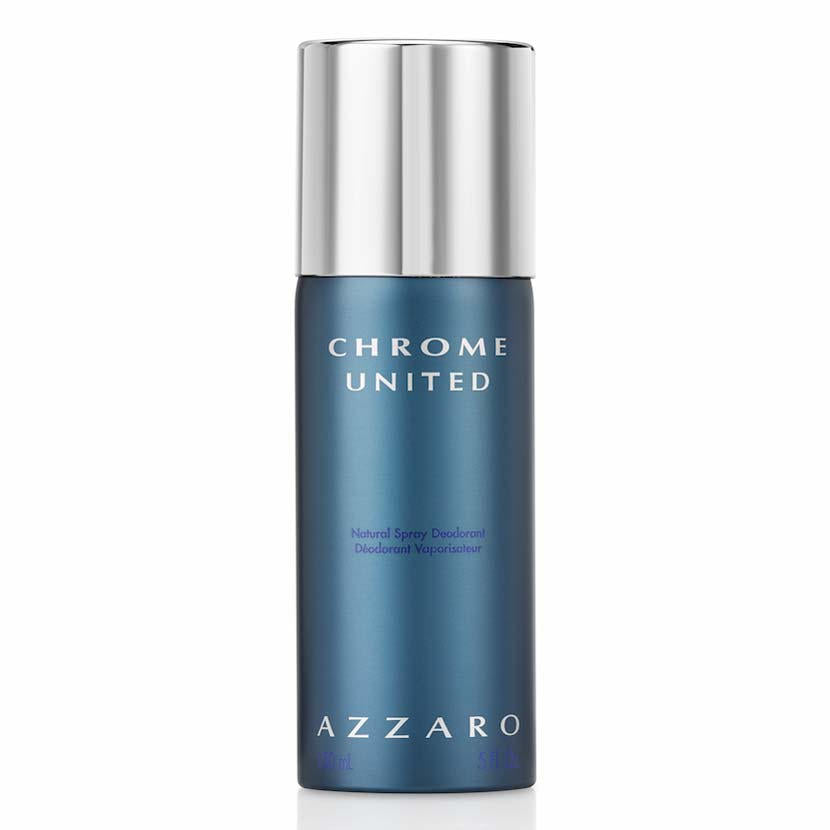 Azzaro Chrome United Deodorant 150ml for Men