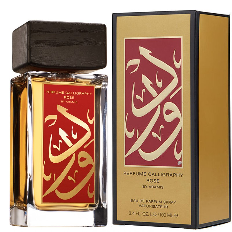 Aramis Perfume Calligraphy Rose 100ml EDP for Men & Women