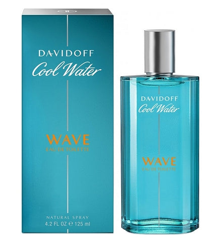 Davidoff Cool Water Wave EDT 125ml for Men