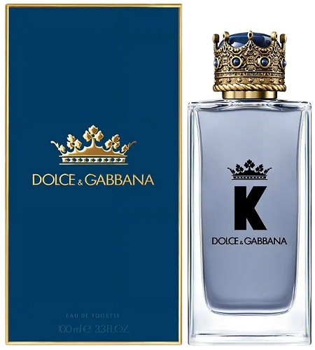 Dolce & Gabbana K 100ml EDT for Men
