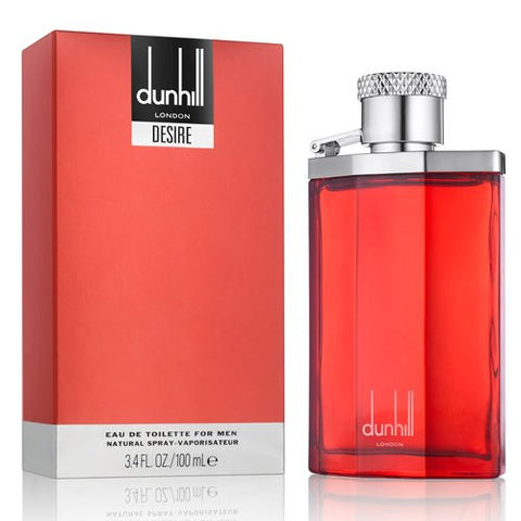 Alfred Dunhill Desire Red EDT 100ml For Men