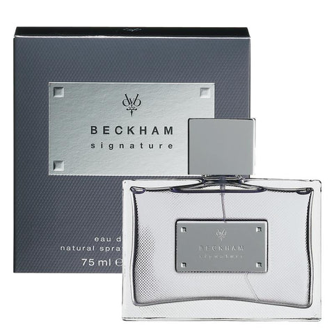 David Beckham Signature EDT 75ml For Men