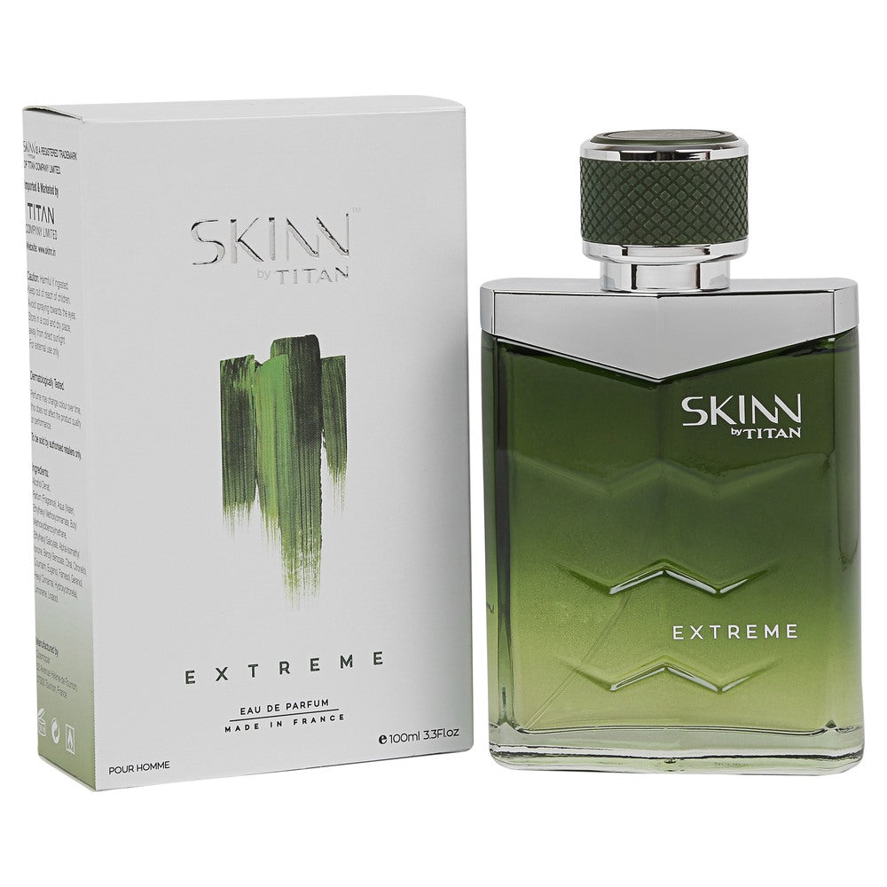 Titan Skinn Extreme EDP 100ml for Men
