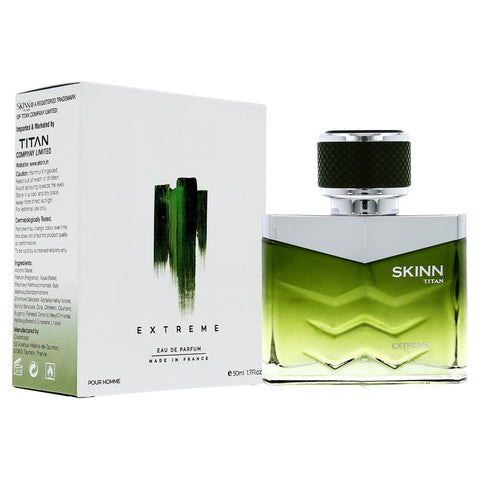 Titan Skinn Extreme EDP 50ml for Men