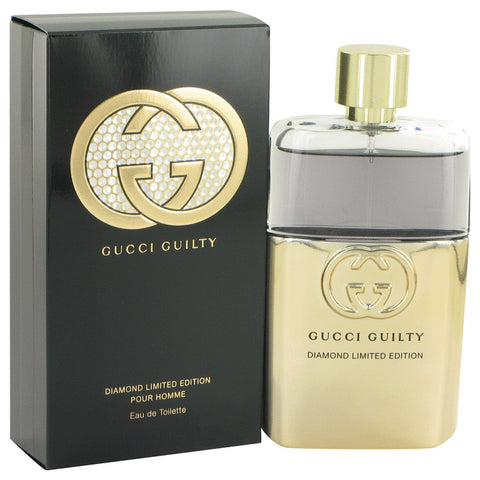 Gucci Guilty Diamond Limited Edition EDT 90ml for Men