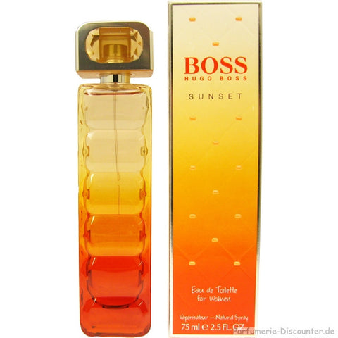 Hugo Boss Orange Sunset EDT 75ml for Women