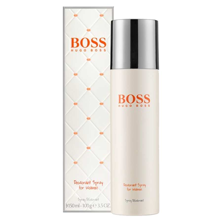 Hugo Boss Orange Deodorant Spray 150ml for Women