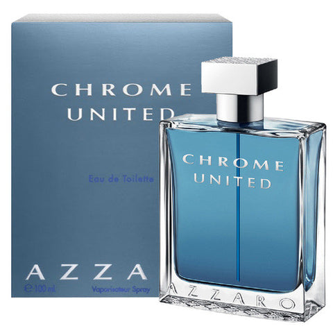 Azzaro Chrome United EDT 100ml For Men