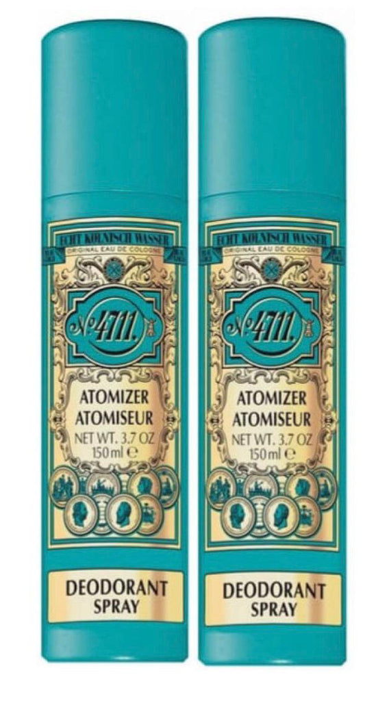 4711 Deodorant 150ml Combo (Pack of 2) for Men