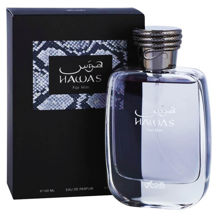 Rasasi Hawas Men 100ml Eau de Parfum
