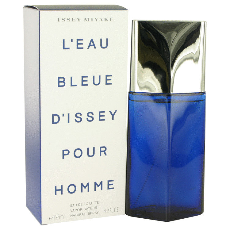 Issey Miyake L'Eau Bleue d'Issey Pour Homme EDT 125ml for Men