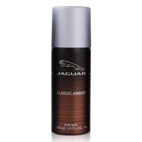 Jaguar Classic Amber Deodorant Body Spray 150ml for Men