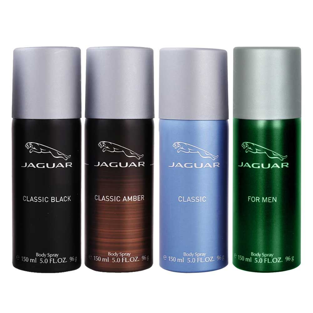 16d2a933da2 Buy Jaguar Deodorant Combo Pack of 4 Deo Online in India at Lowest ...