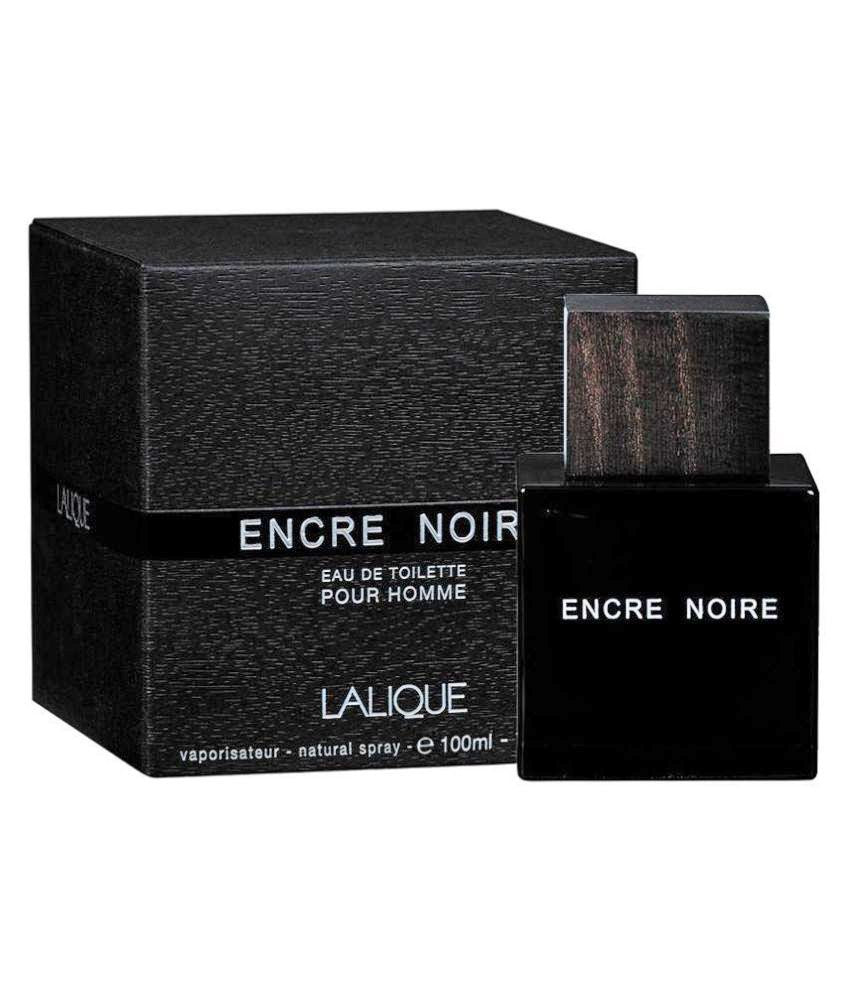 Lalique Encre Noir 100ml EDT for Men