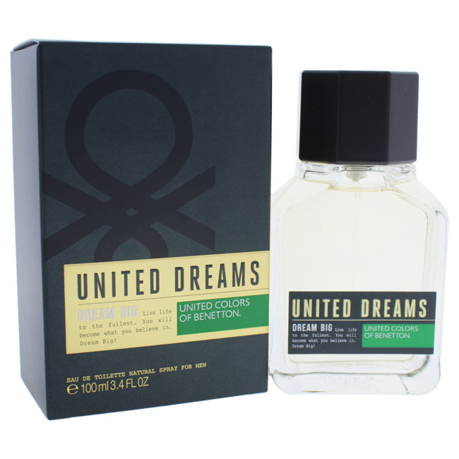 United Colors of Benetton United Dreams Dream Big EDT 100ml for Men