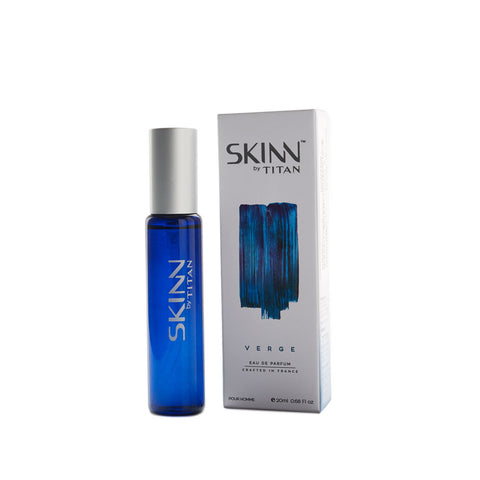 Titan Skinn Verge Travel Pack EDP 20ml for Men