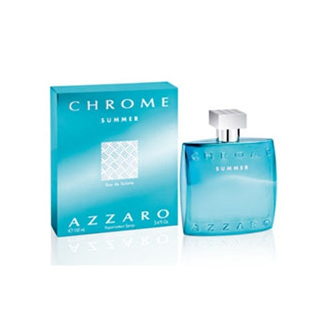 Azzaro Chrome Summer EDT 100ml for Men