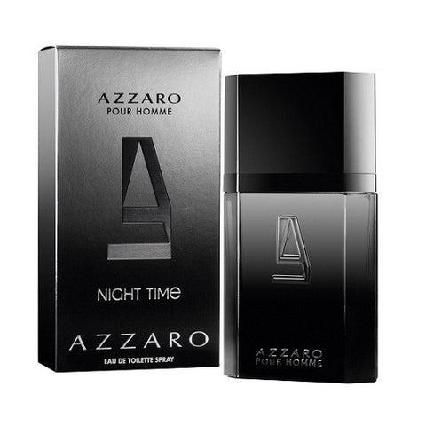Azzaro Pour Homme Night Time EDT 100ml For Men