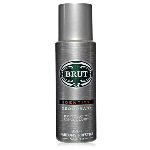 Brut Identity Deo Spray 200ml For Men