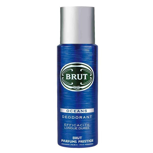 Brut Oceans Deo Spray 200ml For Men