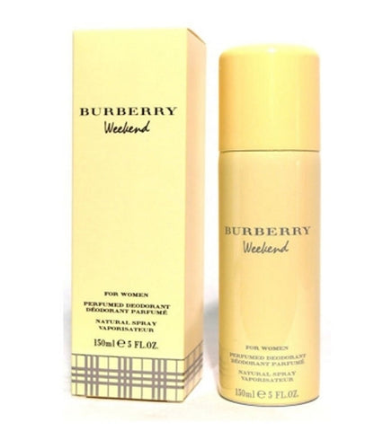 Burberry Weekend Deodorant 150ml For Women