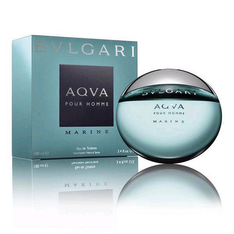 Bvlgari Aqva Pour Homme Marine EDT 100ml for Men