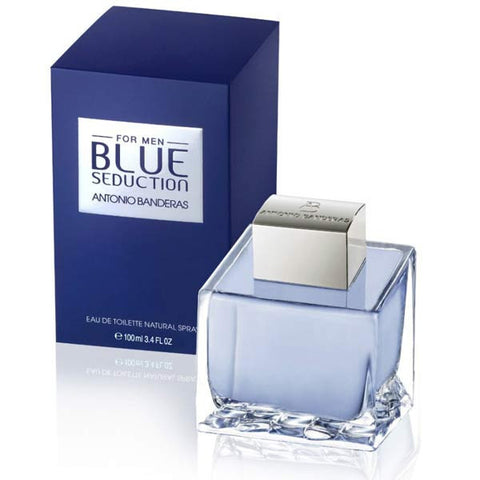 Antonio Banderas Blue Seduction EDT 100ml For Men