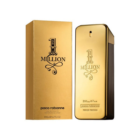 Paco Rabanne 1 Million EDT 200ml for Men