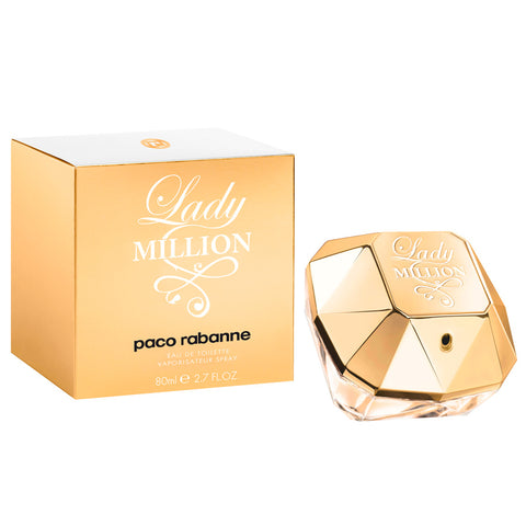 Paco Rabanne Lady Million EDT 80ml for Women