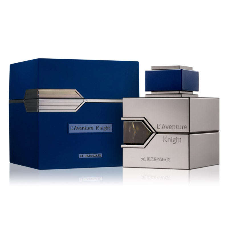 Al Haramain L'Aventure Knight 100ml EDP for Men