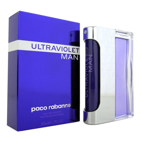 Paco Rabanne Ultraviolet Men EDT 50ml For Men