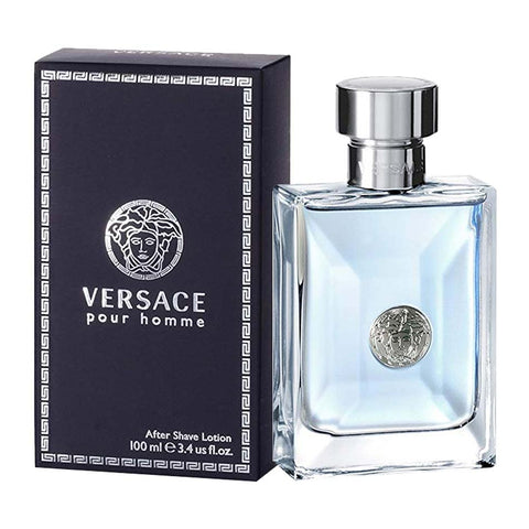 Versace Pour Homme 100ml After Shave Lotion for Men