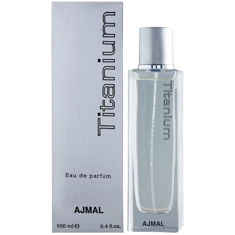 Ajmal Titanium EDP 100ml for Men