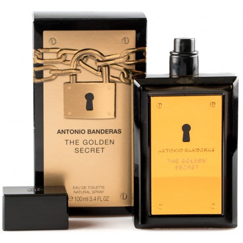 Antonio Banderas The Golden Secret EDT 100ml