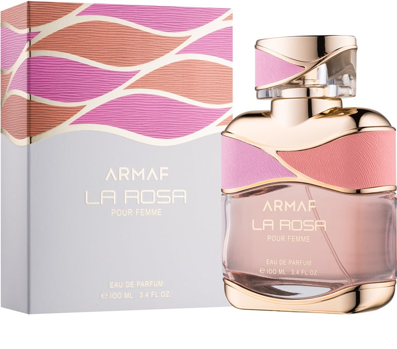 Armaf La Rosa Pour Femme EDP 100ml for Women